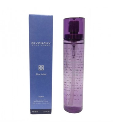 Givenchy Pour Homme Blue Label для мужчин 80 мл