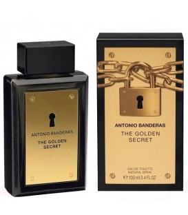 Antonio Banderas The Golden Secret (Антонио Бандерас Голден Секрет)