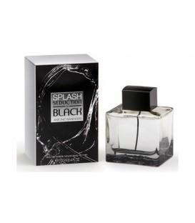 Antonio Banderas Splash Seduction In Black for men (Антонио Бандерас Сплэш Седакшн Ин Блэк)