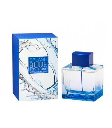 Antonio Banderas Splash Blue Seduction for men (Антонио Бандерас Сплэш Блю Седакшн)