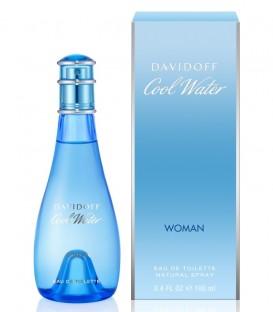 Davidoff Cool Water Woman (Давыдофф Кул Уотер женский)