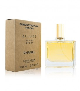 Chanel Allure Homme Sport тестер 65 мл для мужчин