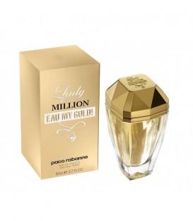 Paco Rabanne Lady Million Eau My Gold (Пако Рабан Леди Миллион Май Голд)