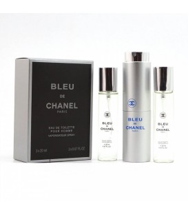 Chanel Bleu De Chanel for men 3х20ml