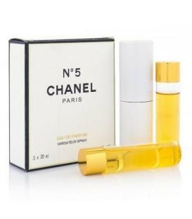 Chanel N 5 for women 3х20ml