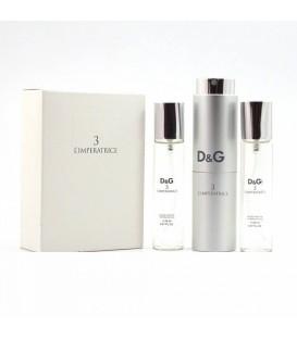 Dolce & Gabbana 3 L`imperatrice for women 3х20ml