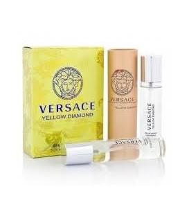 Versace Yellow Diamond for women 3х20ml