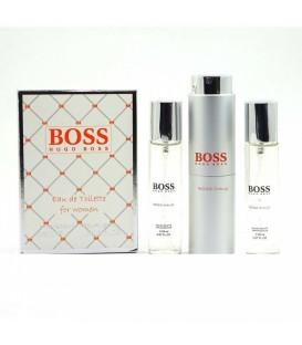 Hugo Boss Orange for women 3х20ml