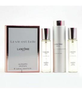Lancome La Vie Est Belle for women 3х20ml