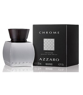 Azzaro Chrome Collector precious wood edition (Аззаро Хром Коллектор Вуд Эдишн)
