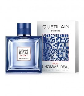 Оригинал Guerlain L`Homme Ideal Sport