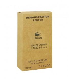 Lacoste L 12 12 Blanc Pour Homme тестер 110 мл для мужчин