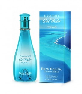 Davidoff Cool Water Pure Pacific (Давидоф Кул Вотер Пур Пацифик)