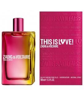 Оригинал Zadig & Voltaire This Is Love!
